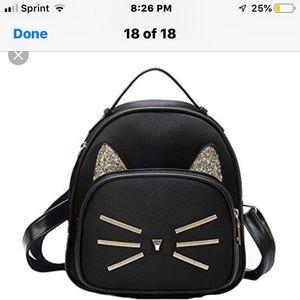 Teenage girls mini backpack
